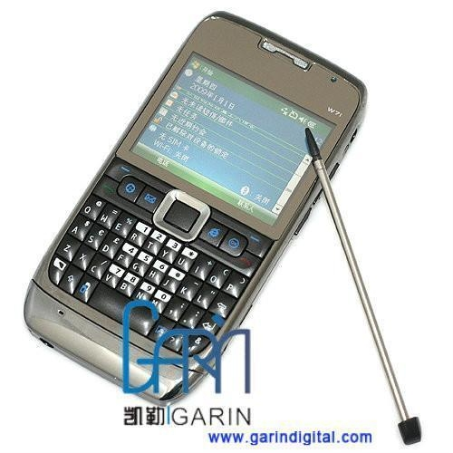 China Smart Phone W71 PDA Wifi Windows Mobile 6.1 With MSN JAVA2.0