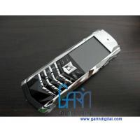 Quality Luxury Mobible Boucheron 150 Silver Signature S Design GSM Mobile Phone for sale