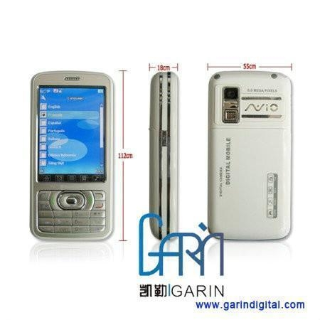China Changjiang A968 TV Dual SIM Quad Band With Bluetooth Touch Screen mobile Phone