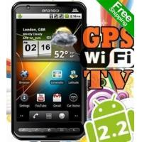 """Quality A2000 GPS WIFI 4.3"""" ANDROID 2.2 TV WIFI TABLET MOBILE PHONE for sale"""