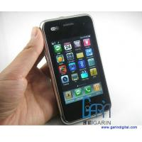 Quality Free shipping iphone 3GS style A808 Quad band Mobile Phone with WiFi TV Java for sale