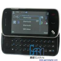 Quality WIFI N97 Quad band cell phone Dual sim cards TV JAVA mobile phone for sale