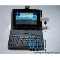 Quality Protective Leather Case Smooth Keyboard Touch Pen for 7 inch 8inch 10.1inch APad for sale