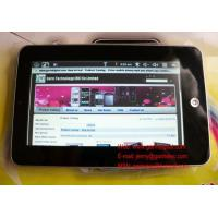 Quality China copy ipad 7 inch Android 2.1 OS With Gravity Sensor WIFI Google Map for sale