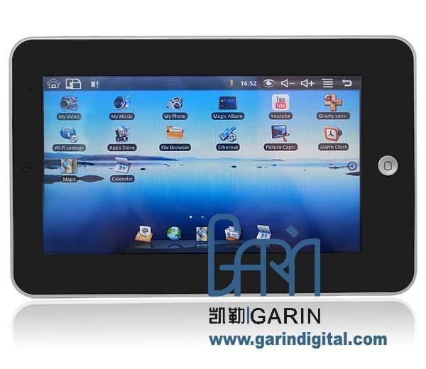 China 7.0 inch China Apad Touch Sreen Android Tablet PC MID