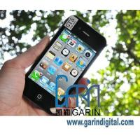 Buy cheap iPhone 4 Copy 3.5 inch GT5 MINI SIM 9.3MM version Multi touch Capacitive screen from wholesalers
