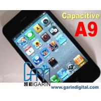 Buy cheap 3.5 inch Capacitive iPhone 4 A9 WIFI Multi-touch Magic voice JAVA built in 4GB from wholesalers
