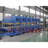 Strand Woven Bamboo Flooring Machine Hydraulic Pressing