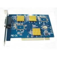Quality Xenon SN-8004AV 4 channel H.264 DVR Board for sale
