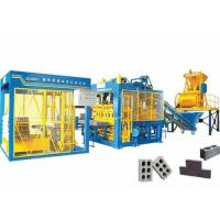 Quality Model QTY6-15 high strength full-automatic block making machine for sale