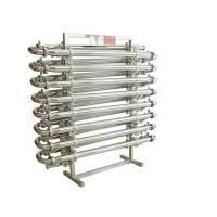 Quality :Double-pipe heat exchanger for sale