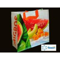 Quality PP Woven shopping bags for promotional PW1002 for sale