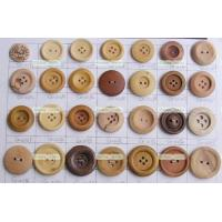 Quality Wooden button for sale