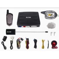 China CDF-2001A-6 Car Alarm System on sale