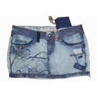 Buy cheap lady jeans skirt from wholesalers