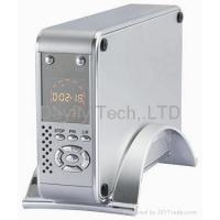 Quality 3.5' DivX HDD Player MP3 MP4 Player DVD VCD Player Factory Price for sale
