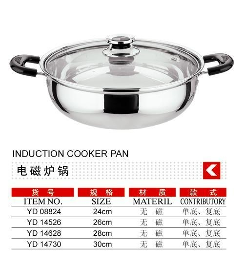 Buy Induction cooker pan at wholesale prices