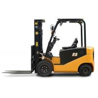 4-wheel 1.0-3.5T Electric Forklift