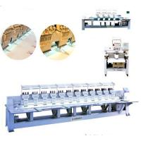China COMPUTER CONTROLLED EMBROIDERY SEWING MACHINES on sale