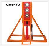 Setting conductor block/ pay-out stand