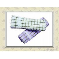 Buy cheap microfiber cleaning cloth Microfiber kitchen cloth product