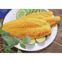 Buy cheap Pangasius Fillet Breaded, Well Trimmed product