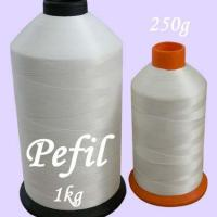 China Detailed data for 100% Polyester High Tenacity Filament Sewing thread (Pefill) on sale
