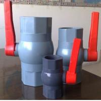 Buy cheap Octagonal Pvc Ball Valve from wholesalers