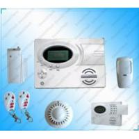 Wireless LCD Home Alarm System
