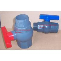 Buy cheap Pvc Female & Male Ball Valve from wholesalers