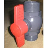Buy cheap Male Thread Pvc Ball Valve from wholesalers