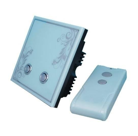 Remote Controlled Dimmer Security Sistems