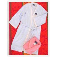 Buy cheap TOWELSolid Color Towel Bathrobe with Piping 【Coding of Commodity:】JB_YSYP002 product