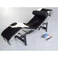 China Modern Classic LC4 Chaise Lounge Chair Pony leather [KT304B] LC4 Chaise Lounge Chair Pony leather on sale