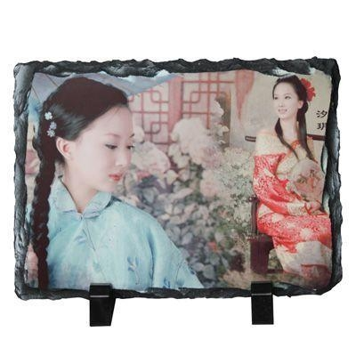 Buy Sublimation Tile & Plates sublimation Photo Slate -Rectangular Stone-smallDetails at wholesale prices
