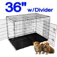 Quality |Pet items>>DogPetCrateCageDivider for sale