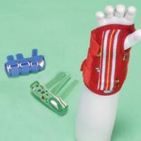 China 5934/5A Lace-up pediatric wrist splint on sale