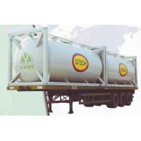 Semi-trailer Fuel Container Tank