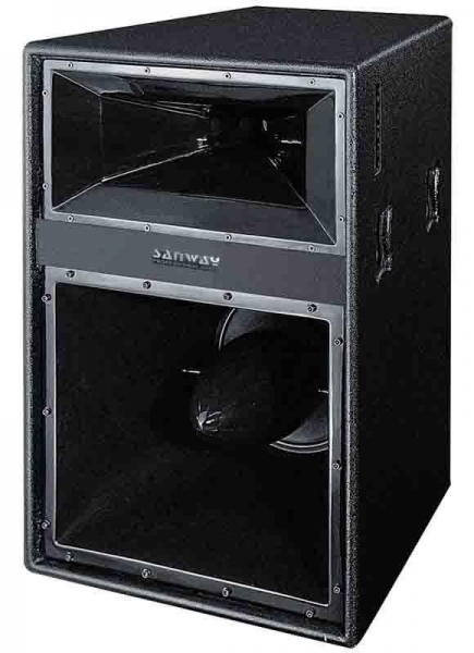 HORN LOADED SUBWOOFERS -