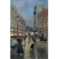 Quality Streets(103) A_View_of_the_Opera_House_Paris for sale