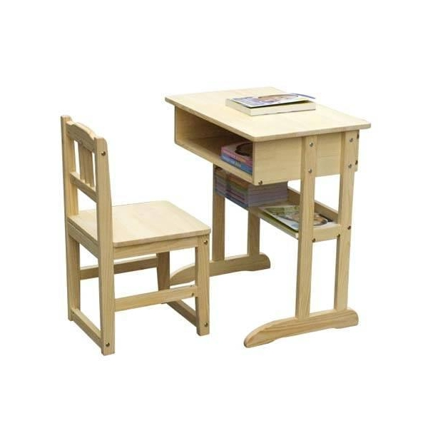 School Furniture,Wood Desk,Wood Table,Wooden Desk and Chair ...