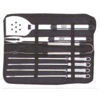 Quality BBQ Skewers & Plated BBQ Set Bag MSY-C085 for sale