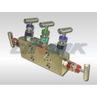 Buy cheap 5-valve manifold product