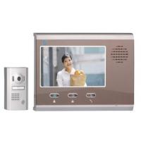 Buy cheap 7 Inches Hands Free Video Door Phone For Villa product