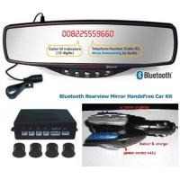 Buy cheap parking sensor with blue-tooth hands free kit product