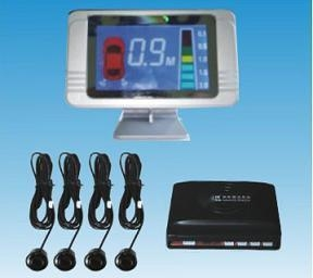 Quality Blue color LCD Parking Sensor for sale