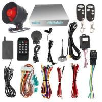 Buy cheap GSM Car Alarm System TP-628A product