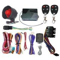 Buy cheap Car Alarm System(with remote engine starter) product