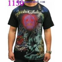 China Christian Audigier T-Shirts Jeans Hoodies Shoes Wholesale on sale