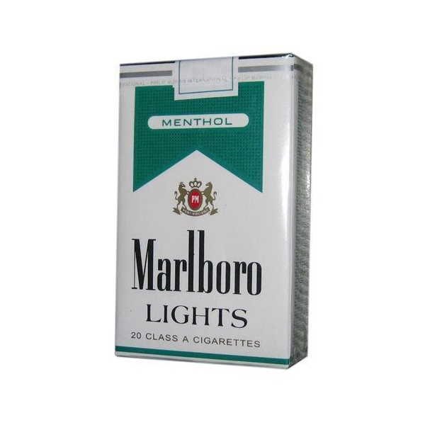 Marlboro Lights Cigarettes | Car Interior Design